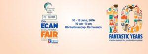 10th ecan fair 2016