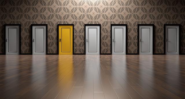 door choices career