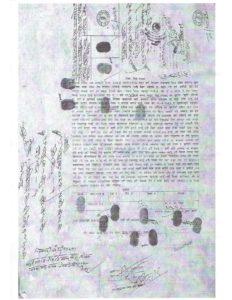 Land Morgage documents Sample