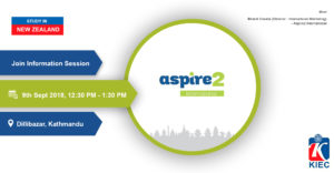 aspire2 international 9 SEPT (Event)