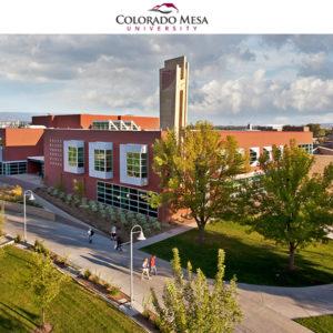 Colorado Mesa University, Colorado