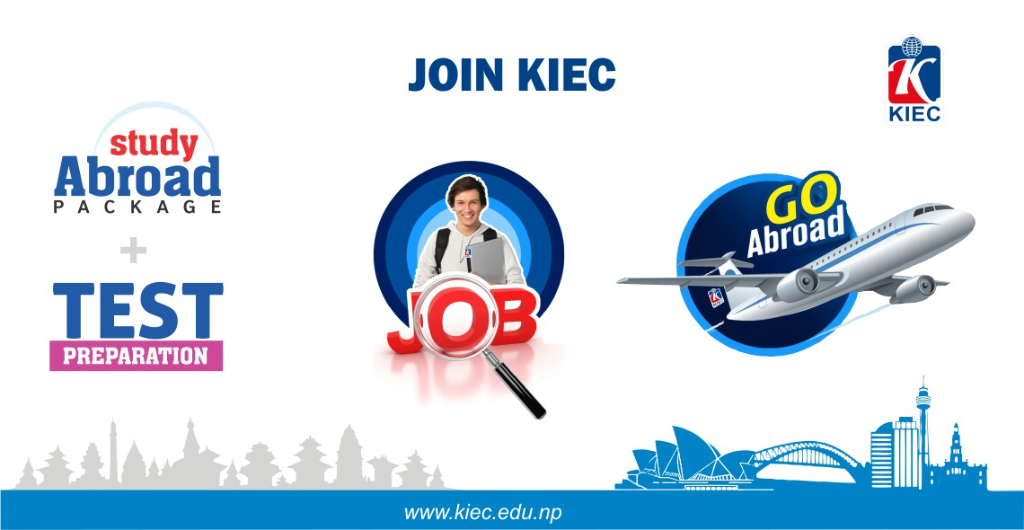 Join KIEC + Get Skilled + Go Abroad