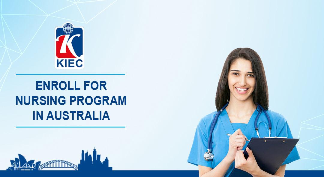 Enroll for Nursing in Australia