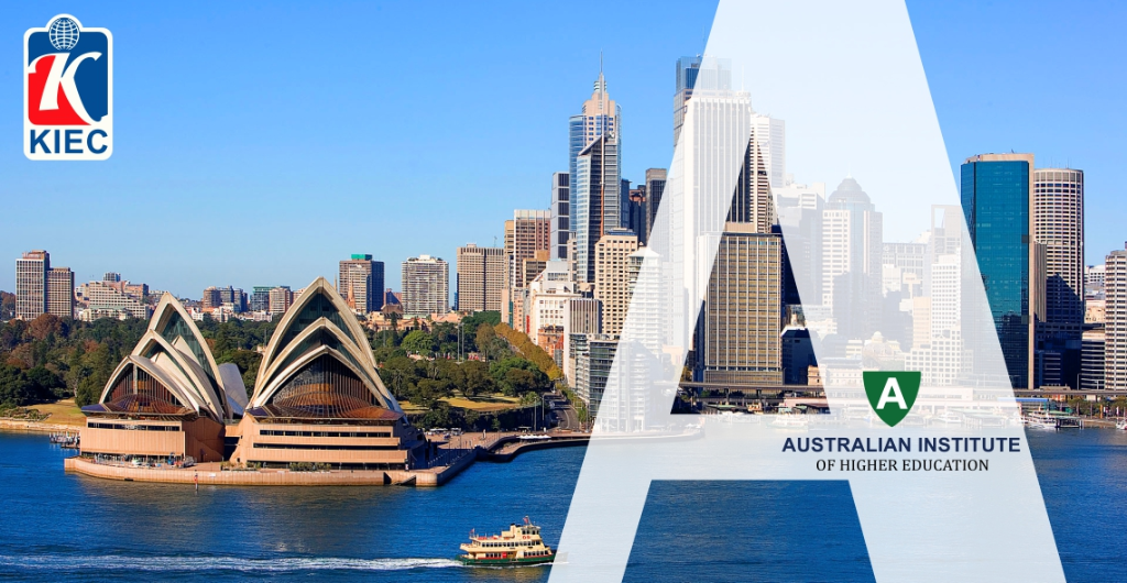 Study in Australia with Scholarship in AIHE
