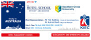 Join Information Session with The Hotel School, SCU