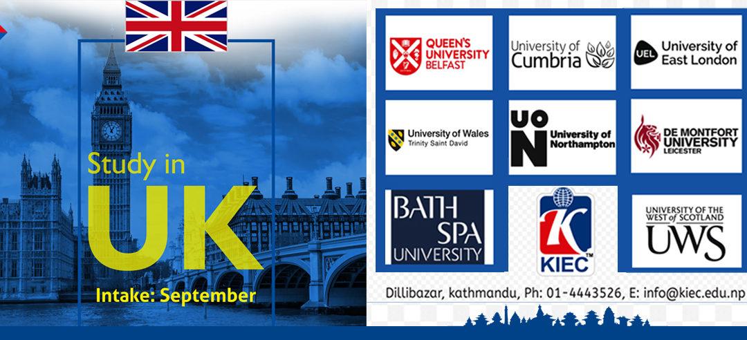 KIEC   Study in United Kingdom (UK)
