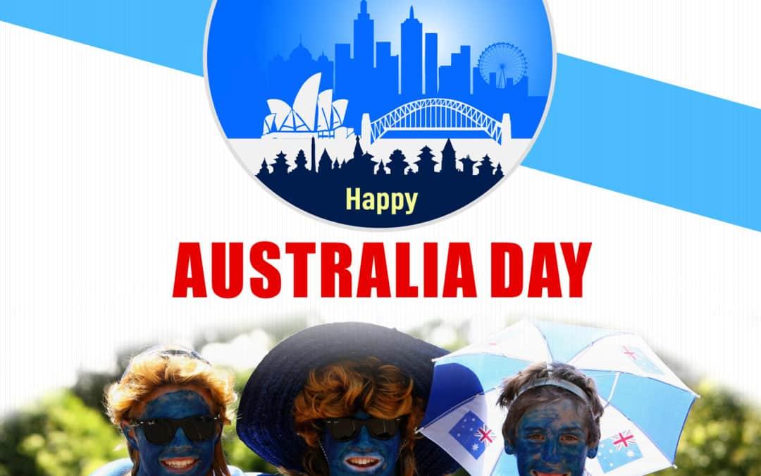 KIEC Wishes Happy Australia Day