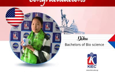 Diku | USA Study Visa Granted