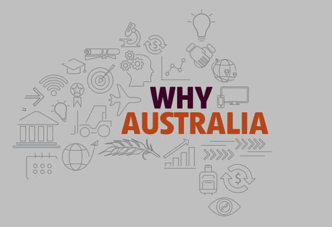 why australia