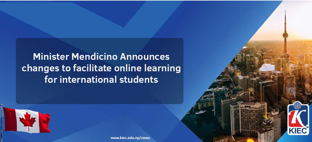 CANADA changes to facilitate online learning for international students