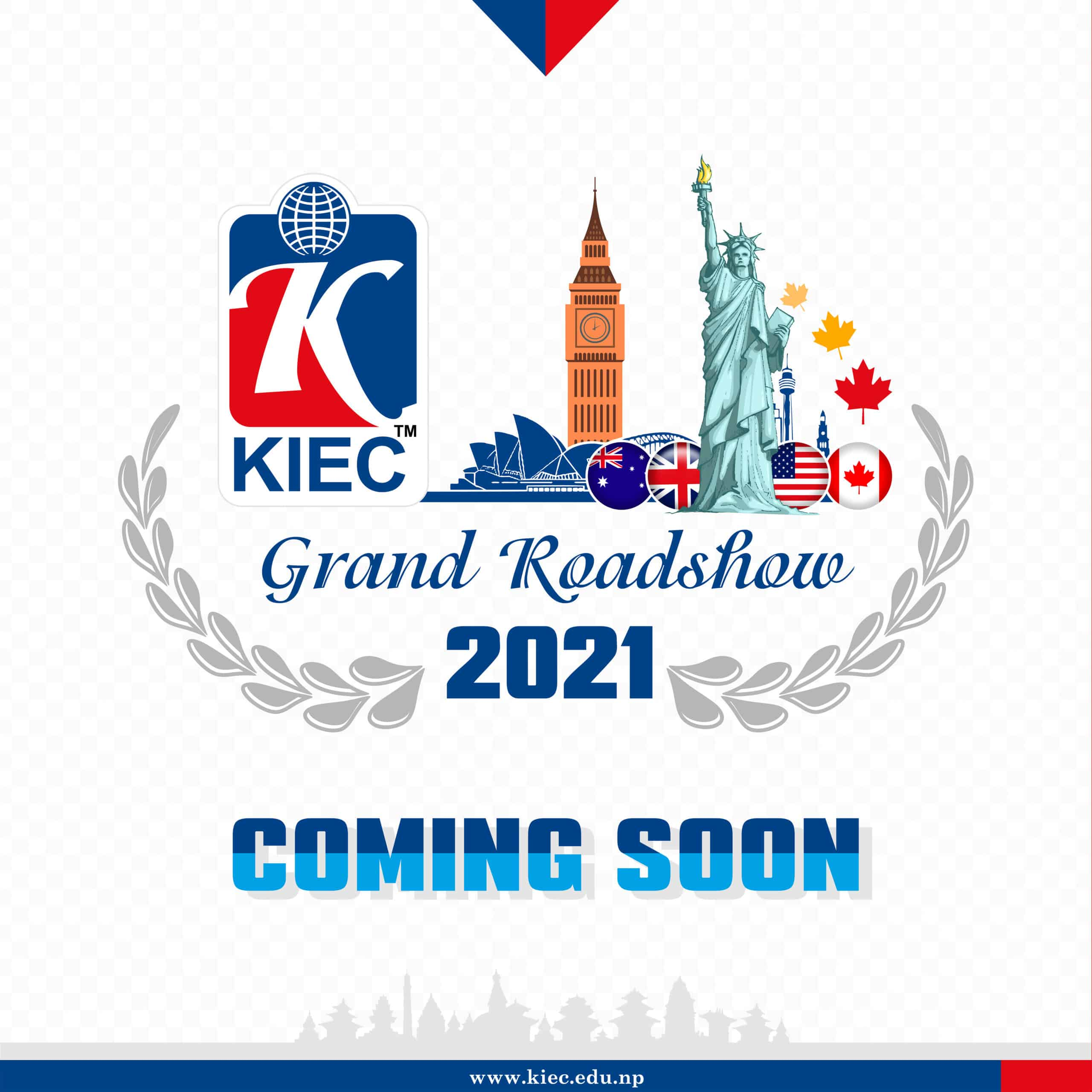 Grand RoadShow 2021| Coming Soon