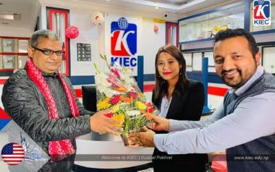 Welcome to KIEC | Kushal Pokhrel